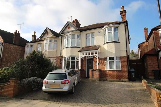 Thumbnail Semi-detached house for sale in Florence Drive, Enfield