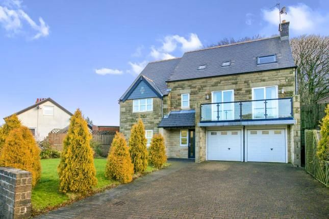 Thumbnail Detached house for sale in Burbage Heights, Buxton, High Peak, Derbyshire