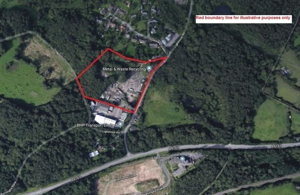 Thumbnail Commercial property for sale in Residential Development Land, Lightmoor Road, Telford, Shropshire