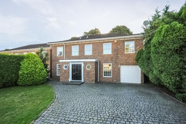 Thumbnail Detached house to rent in Harrington Close, Windsor