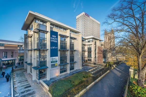 Thumbnail Office to let in St James Court, St James' Parade, Bristol