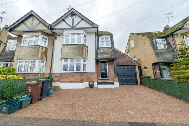 4 bed semi-detached house for sale in Cross Way, Harpenden