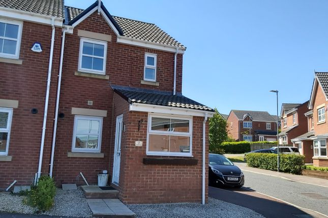 2 bed end terrace house to rent in Dobson Close, High Spen, Rowlands Gill NE39