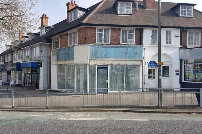 Thumbnail Retail premises to let in 2 Kingston Road, Hull, East Riding Of Yorkshire