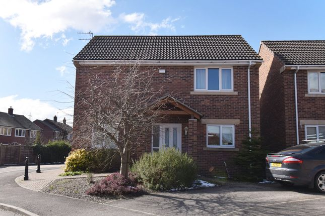 Thumbnail Detached house for sale in East View, Altofts, Normanton