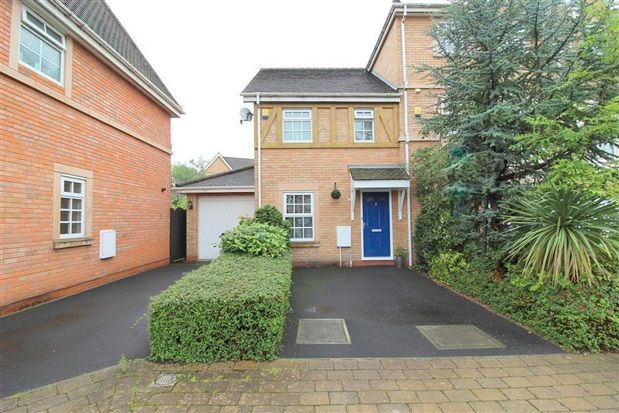 Thumbnail Property to rent in Holland House Court, Walton Le Dale, Preston