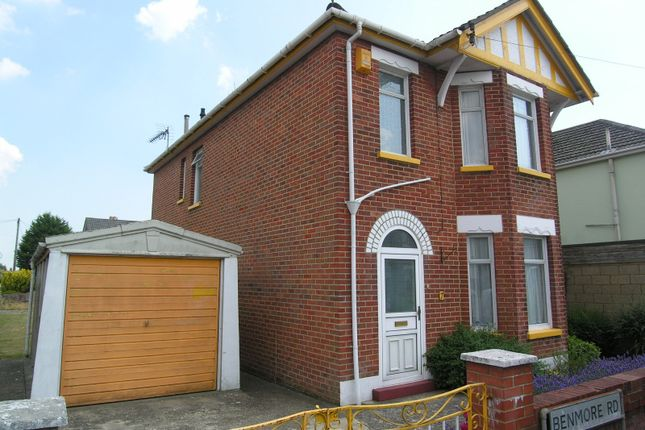 Thumbnail Property to rent in Benmore Road, Winton, Bournemouth