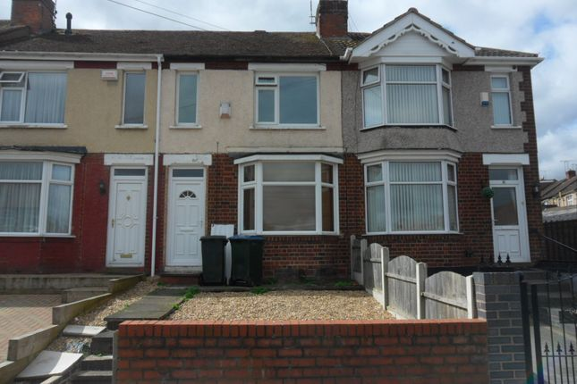 Thumbnail Terraced house to rent in Forknell Avenue, Walsgrave