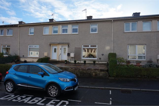 Thumbnail Terraced house for sale in Semple View, Johnstone