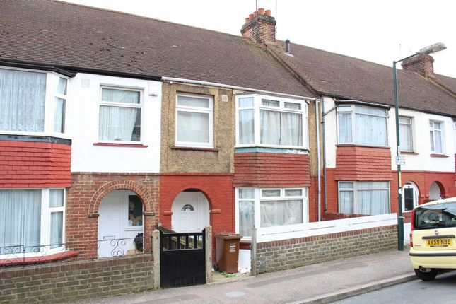 Thumbnail Terraced house for sale in Rochester Street, Chatham