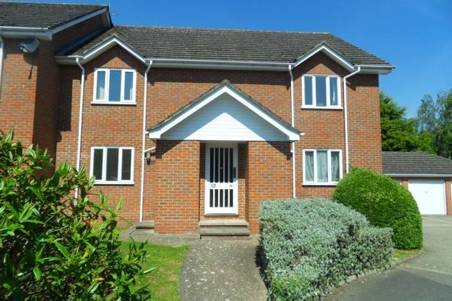Thumbnail Maisonette to rent in Thornfield Green, Blackwater, Camberley