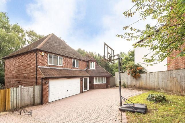 Thumbnail Detached house for sale in Wyatts Road, Chorleywood, Rickmansworth, Hertfordshire