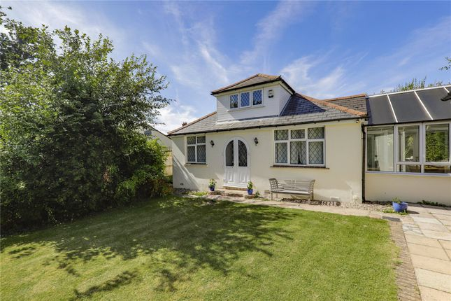 Thumbnail Detached bungalow for sale in Lyon Road, Crowthorne, Berkshire