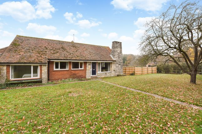 Thumbnail Detached bungalow to rent in Carters Hill, Arborfield, Reading