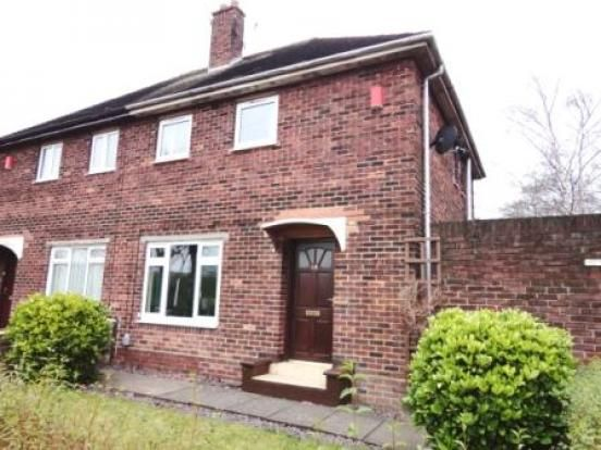 2 bed semi-detached house to rent in Sunnyside Avenue, Tunstall, Stoke-On-Trent, Staffordshire ST6