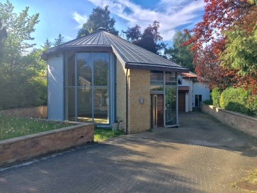 Thumbnail Detached house for sale in Darras Road, Darras Hall, Northumberland, Tyne & Wear