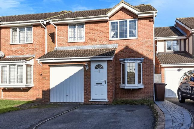 Thumbnail Detached house to rent in Osprey Close, Bicester