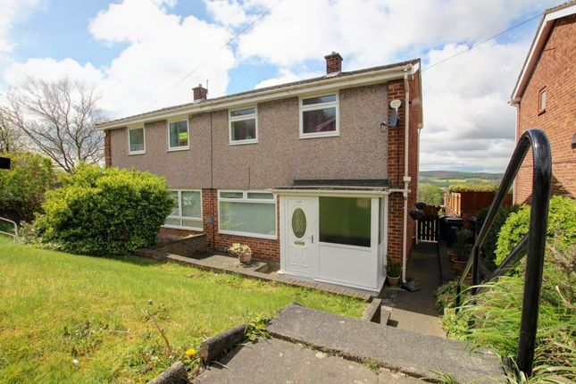 Thumbnail Semi-detached house for sale in Easedale Gardens, Gateshead