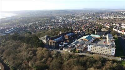 Thumbnail Land for sale in Townhill Campus, Townhill Road, Uplands, Swansea