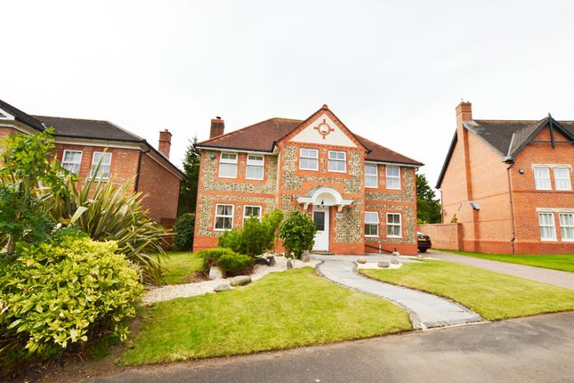 Thumbnail Detached house for sale in Bramhall Drive, Washington