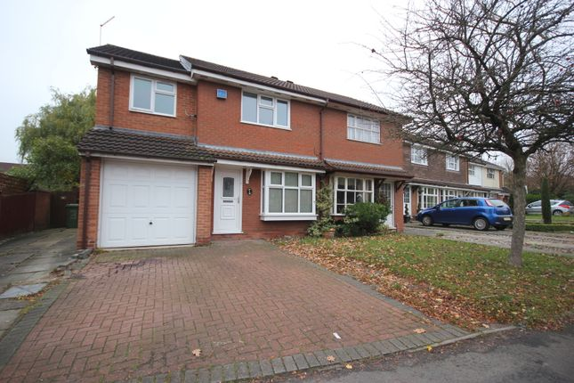 Semi-detached house in  Branthill Croft  Hillfield  Solihull  Birmingham