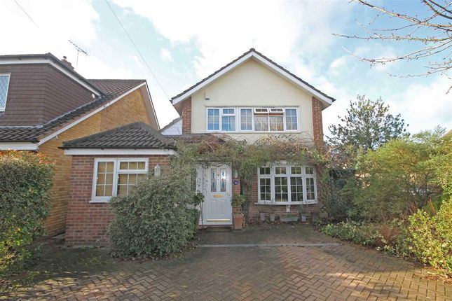 Thumbnail Detached house to rent in Kingsmead Avenue, Sunbury-On-Thames