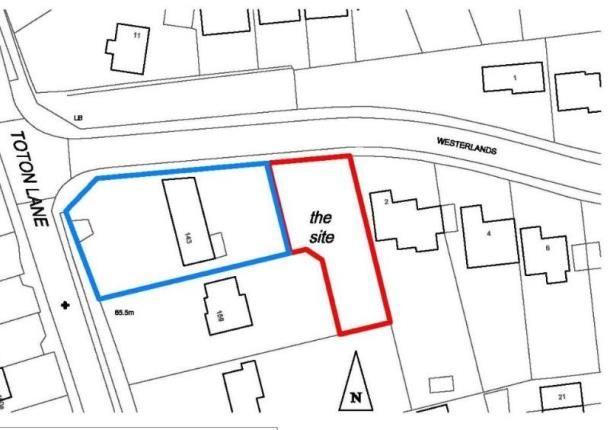 Thumbnail Land for sale in Toton Lane, Stapleford, Nottingham, Nottinghamshire