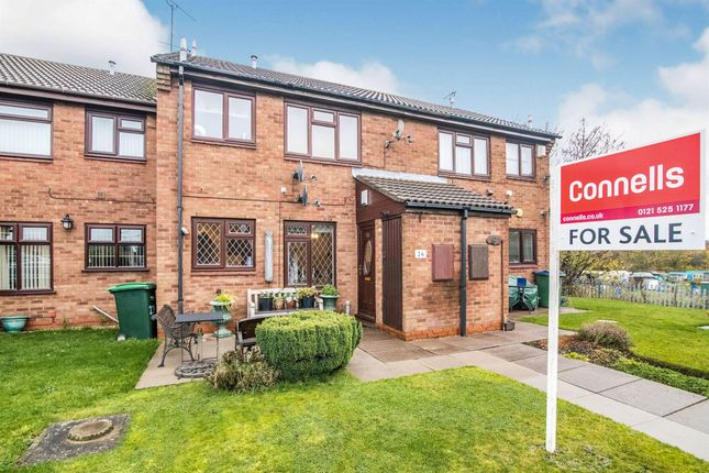 1 bed maisonette for sale in Livingstone Road, West Bromwich B70