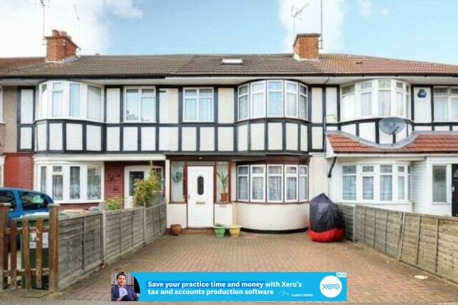 Thumbnail Terraced house to rent in Sandringham Crescent, Harrow, Greater London