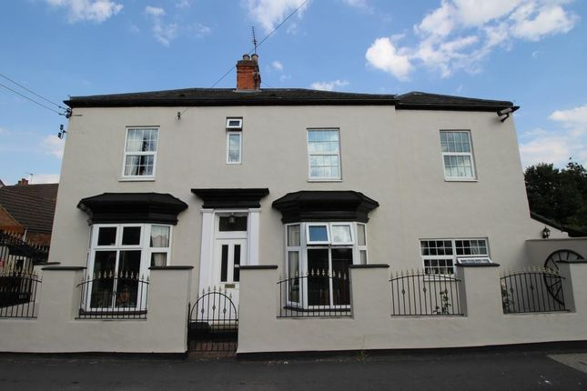 Thumbnail Detached house for sale in Burnham Road, Epworth, Doncaster