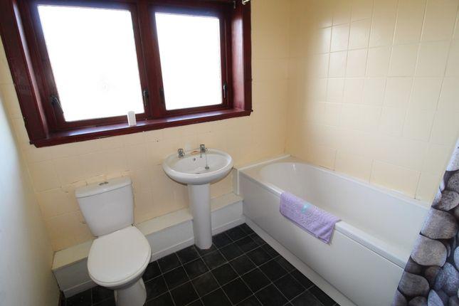 Bathroom of Parkend Gardens, Saltcoats KA21