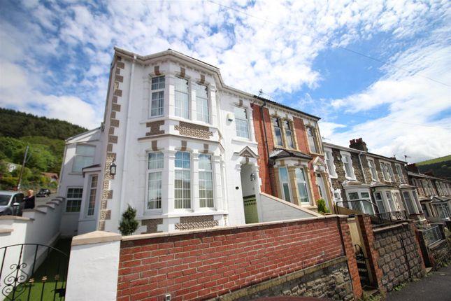 Thumbnail Semi-detached house for sale in Richmond Road, Six Bells, Abertillery