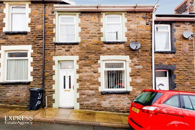 Thumbnail Terraced house for sale in Fell Street, Treharris, Mid Glamorgan
