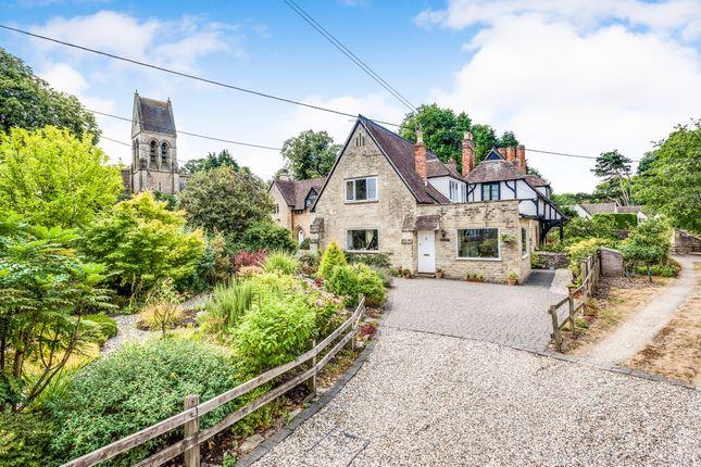 Thumbnail Link-detached house for sale in Wroslyn Road, Freeland, Witney