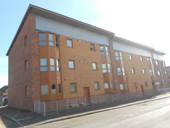 Thumbnail Flat to rent in Marshall Street, Wishaw