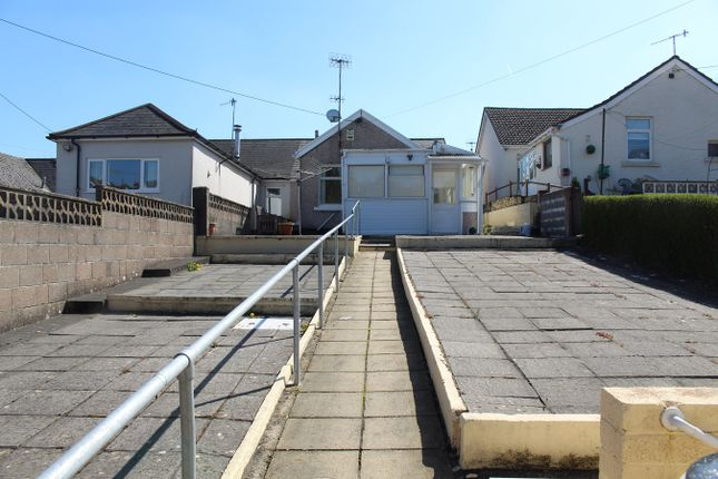 Thumbnail Semi-detached bungalow for sale in Crumlin Road, Pontypool