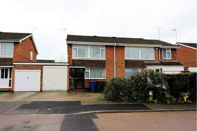 Thumbnail Semi-detached house to rent in Browning Road, Banbury