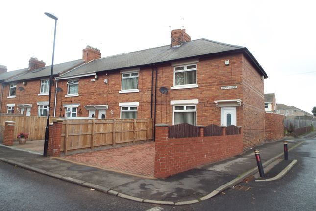 Thumbnail End terrace house to rent in Church Street, Shiney Row, Houghton Le Spring