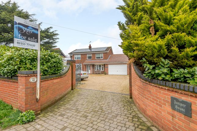 Thumbnail Detached house for sale in Station Road, Heacham, King's Lynn