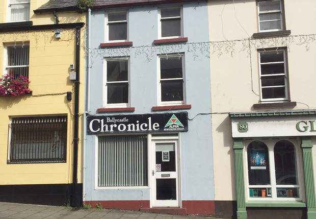 Thumbnail Office for sale in Castle Street, Ballycastle, County Antrim