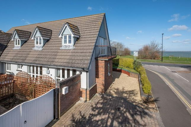Thumbnail Semi-detached house for sale in The Mount, Yarmouth