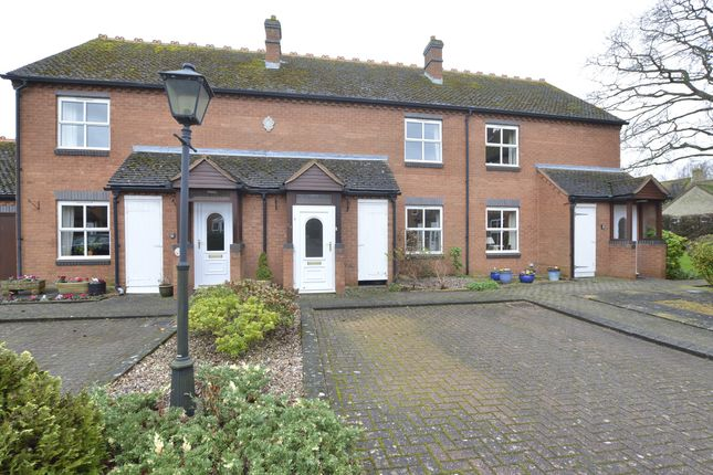 Thumbnail Terraced house for sale in Bredon Lodge, Bredon, Tewkesbury, Worcestershire