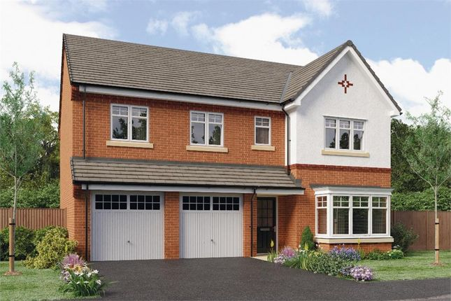 "Thumbnail Detached house for sale in ""Buttermere"" at Leeds Road, Thorpe Willoughby, Selby"