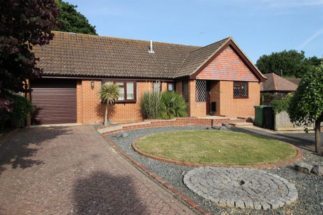 Thumbnail Detached bungalow for sale in Magpie Close, Bexhill-On-Sea