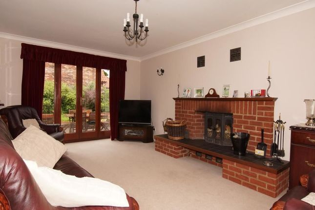 Thumbnail Detached house for sale in The Falconers, Redbourne, Gainsborough