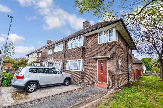 Thumbnail Semi-detached house for sale in Wykeham Green, Dagenham
