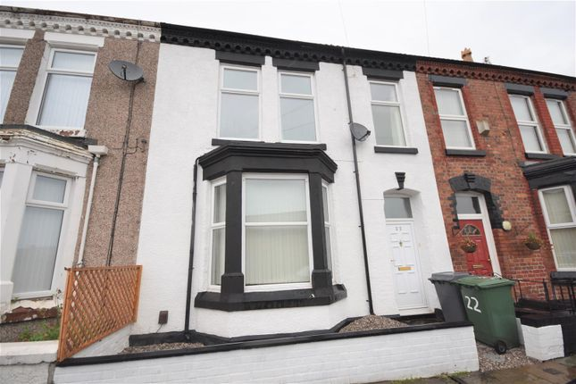 Thumbnail 1 bed property to rent in Mather Road, Prenton