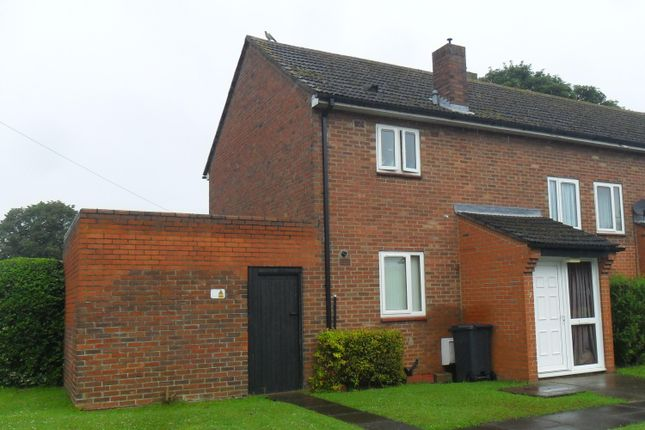 Thumbnail Semi-detached house to rent in Western Approach, Cranwell, Sleaford