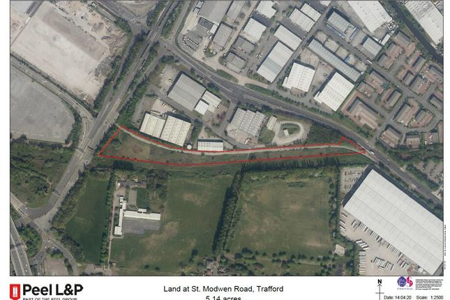 Thumbnail Industrial for sale in Clarke Industrial, St. Modwen Road, Stretford, Manchester
