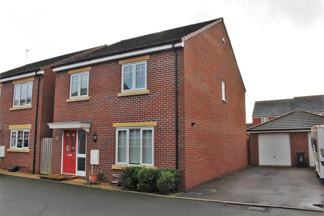 Thumbnail Detached house to rent in Canal Court, Hempsted, Gloucester